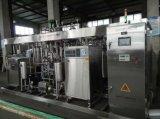 Linha de produção automática cheia do leite da pequena escala 300L/H
