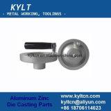 La lega di alluminio dell'OEM di precisione le rotelle della maniglia/mano della pressofusione