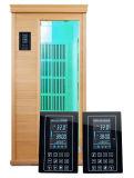 보조 산출 LED 산소 바를 가진 다기능 Sauna 실내 온도 관제사