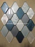 Newesf 다채로운 육각형 유리 모자이크