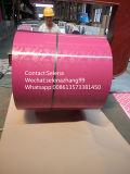 색깔 코팅 상단 12-20um, 뒤 5-7um를 가진 Prepainted 직류 전기를 통한 강철 코일
