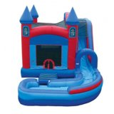 Jumping inflable Castle con Pool Jw0826-1