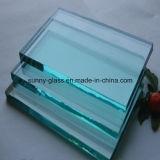 Vidrio de flotador del claro de la gafa de seguridad para la construcción