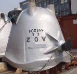 Carbon staal Gegoten Slag Pot