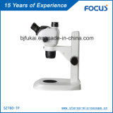 Microscópio zumbindo para o instrumento microscópico da fluorescência