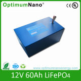 12V 60ah Lithium Battery para Beacon Light