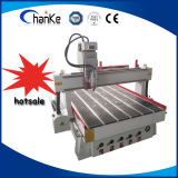 Router do CNC da linha central de Ck1325 5kw 3D 4 para o Woodworking