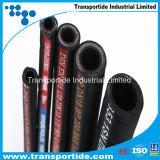R1at/1sn, рукав с плетеной внутренней прокладкой провода давления масла R2at/2sn упорный хороший гибкий высокий