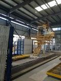 EPS 시멘트 벽면 생산 라인