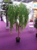 Plantas y flores artificiales del árbol de sauce Gu-Mx-Willow001