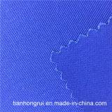 Пламя фабрики En11612 стандартное - retardant функциональная померанцовая ткань для одежд
