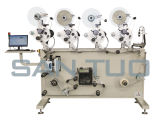 Broodje om (RFID) de Machine van de Etikettering te rollen