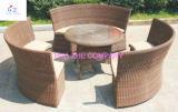 Mobilia esterna del rattan del sofà caldo di vendita Hz-Bt95 con la mobilia di vimini del rattan della mobilia della Tabella della presidenza per mobilia di vimini