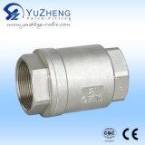 Задерживающий клапан нержавеющей стали (H12W)