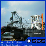 砂の浚渫のためのKaixiangの最もよい解決の油圧浚渫船