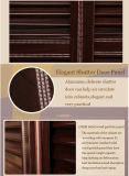 Деревянная мебель шкафа двери Slding (zy-062)