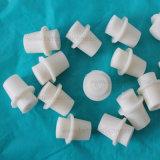 Monture moulée de tube en caoutchouc de PVC pour l'appareil de laboratoire