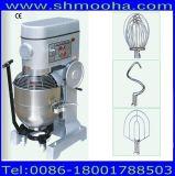 Misturador planetário planetário Multifunctional do bolo do misturador do misturador de alimento 60L