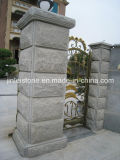 Outdoor Decoration를 위한 돌 Column Pillar