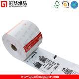 """2-1/4 papel termal impreso posición del recibo de """" X 85 """" a estrenar"""