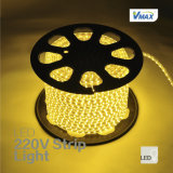 高いLumen 72 LEDs/M 220V Flexible LED Strip Light