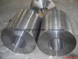 Acero de aleación caliente del anillo de la forja del tubo de la forja de los productos de acero