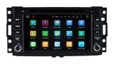 Reproductor de DVD GPS del coche para el Hummer H3/Buick /Chevrolet con Bluetooth y la radio