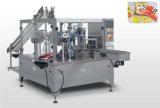 Empaquetadora rotatoria de Premade Doypack para el líquido