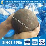 Bola de pulido de acero forjada de los media para el molino de bola (20-150m m)
