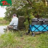 Jogo portátil e trole do vagão/carro de dobramento de acampamento