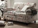 Sofa de restaurant d'hôtel de cuir de modèle de Chesterfield (FOH-CBCK64)