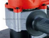 Ponceuse tenue dans la main 850W de mur de pierres sèches de Haoda 225 avec l'Automatique-Vide