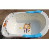 Nova banheira modelo de bebê com furo de drenagem para venda