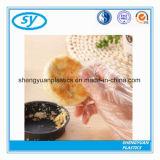 Fabrik-Preis-Nahrungsmittelgrad Plastik-PET Wegwerfhandschuhe