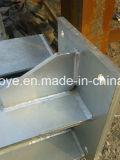 Edifício Prefab da construção de aço da alta qualidade com a pintura, quente mergulhada galvanizado (SSW-013)
