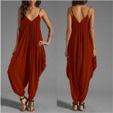 منخفضة قطعة مظهر لون مثير سروال [سمس] لأنّ إمرأة ملابس
