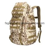 bolso que acampa del morral militar al aire libre táctico de la mochila del asalto del ejército de 50L Molle 3