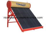 Riscaldatore di acqua solare non pressurizzato di Qal CG 200L10