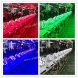 급상승 19X12W LED 이동하는 맨 위 광속 세척 빛