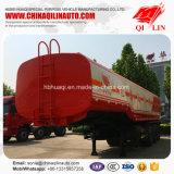 De Qilin de marque de camion-citerne remorque semi pour le transport d'huile de cuisine
