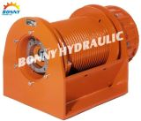 Fall libre Hydraulic Winch pour Piling Rig Machine
