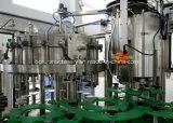 Máquina carbónica del conjunto del embotellado del animal doméstico de la bebida