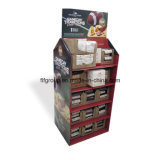 Custom Cardboard Adversting Paper Poster Stand Display Stand