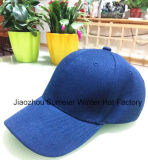 Бейсбольные кепки спорта дешевого цвета шлемов панели таможни 6 пустого опционные