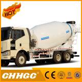 Camion de mélangeur concret de la marque 3axle 6X4 de Jiefang