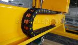 Máquina de talla de madera rotatoria de 4 ejes de Ele 2030, cortadora del CNC de 3 ejes de rotación para las escaleras de madera