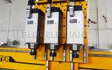 Ele 2030 회전하는 4개의 축선 목제 새기는 기계, 목제 층계를 위한 3개의 스핀들 CNC 절단기