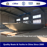 Barco de alumínio do Panga de Bestyear e barco de pesca