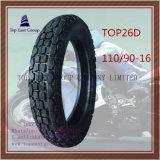 110/90-16 schlauchloser langer Nylonmotorrad-Reifen des Leben-6pr
