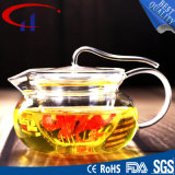 De hoge Theepot van het Glas Borosilicate met Infuser (CHT8151)